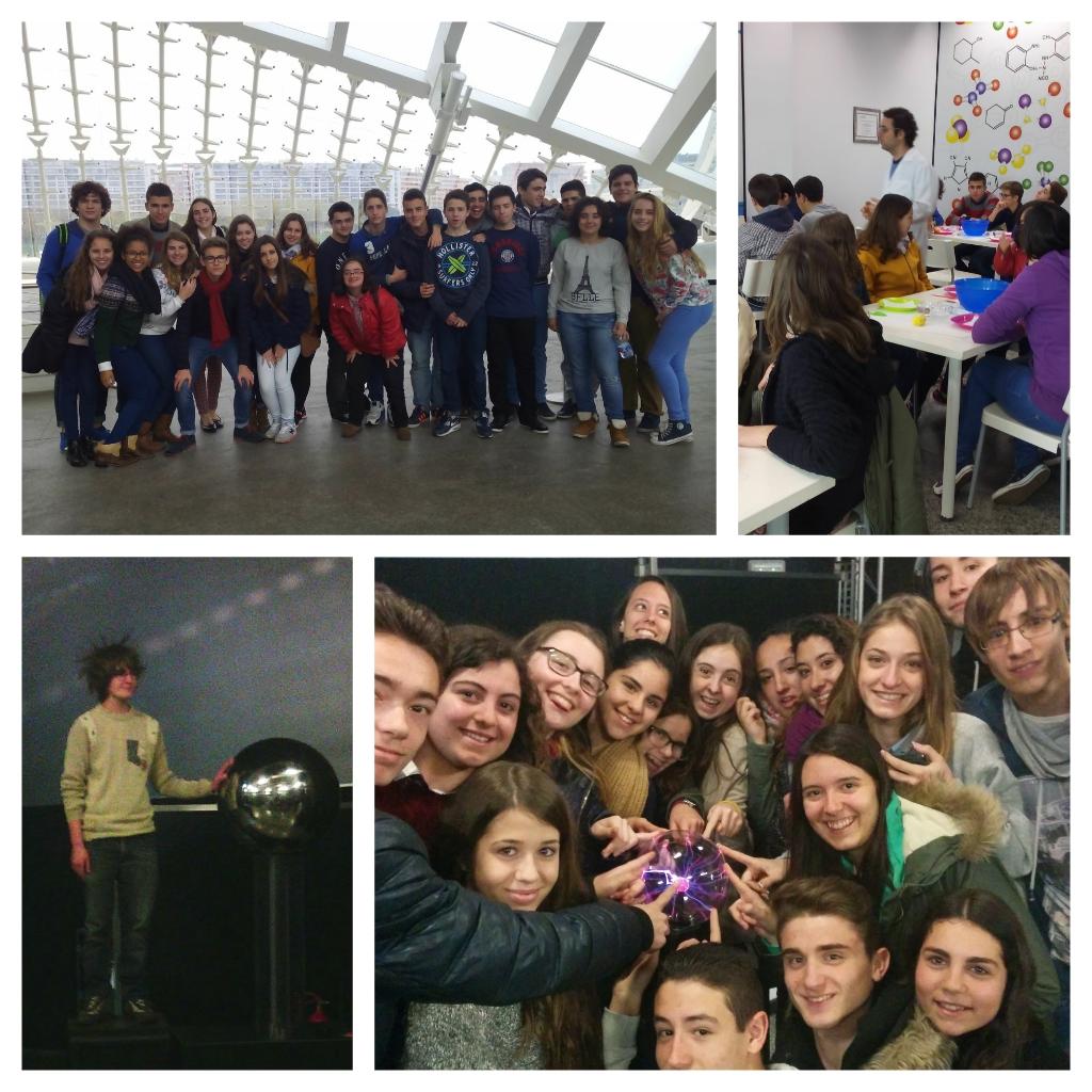 Visita 4º ESO Museo P. Felipe